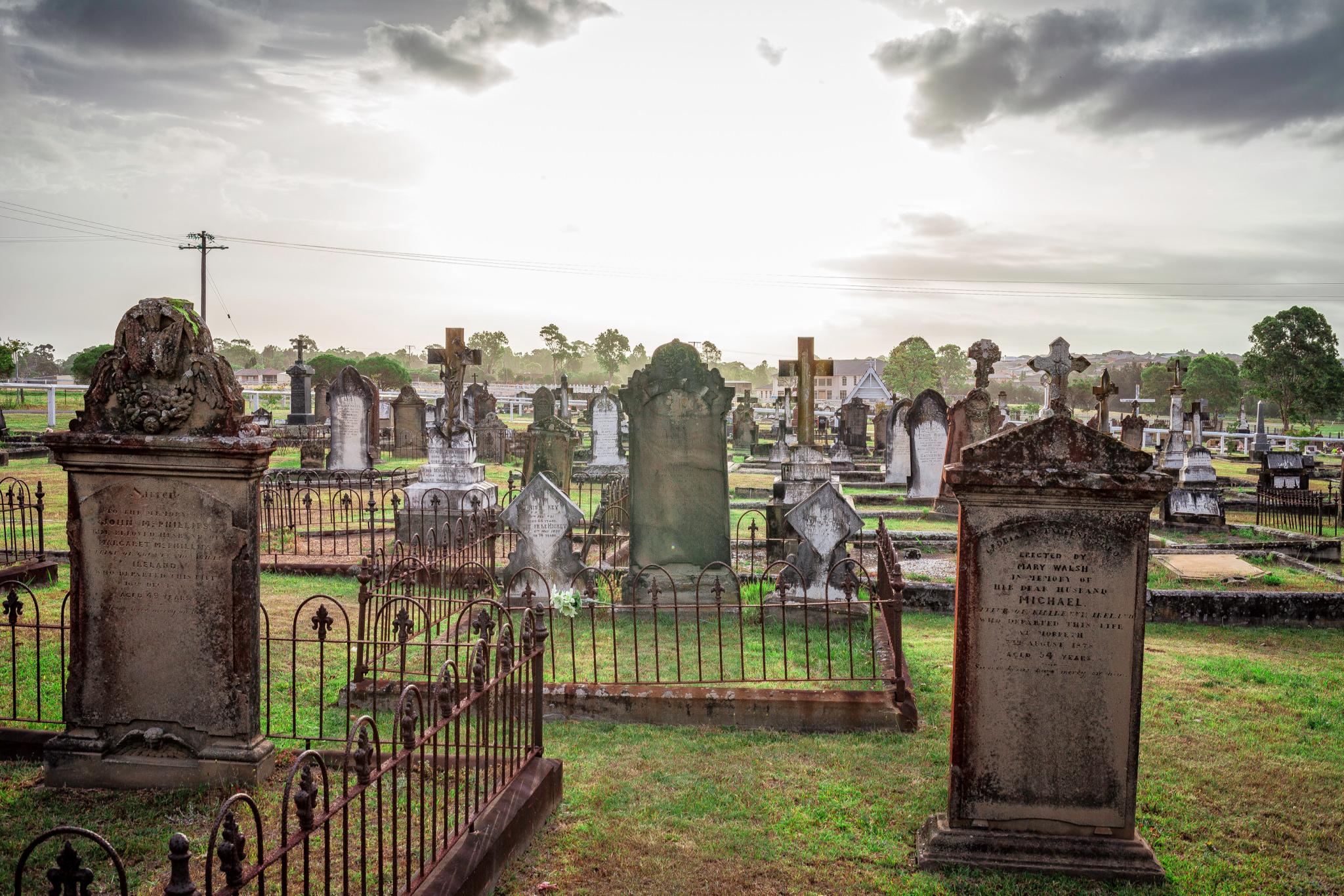 Morpeth Cemetery