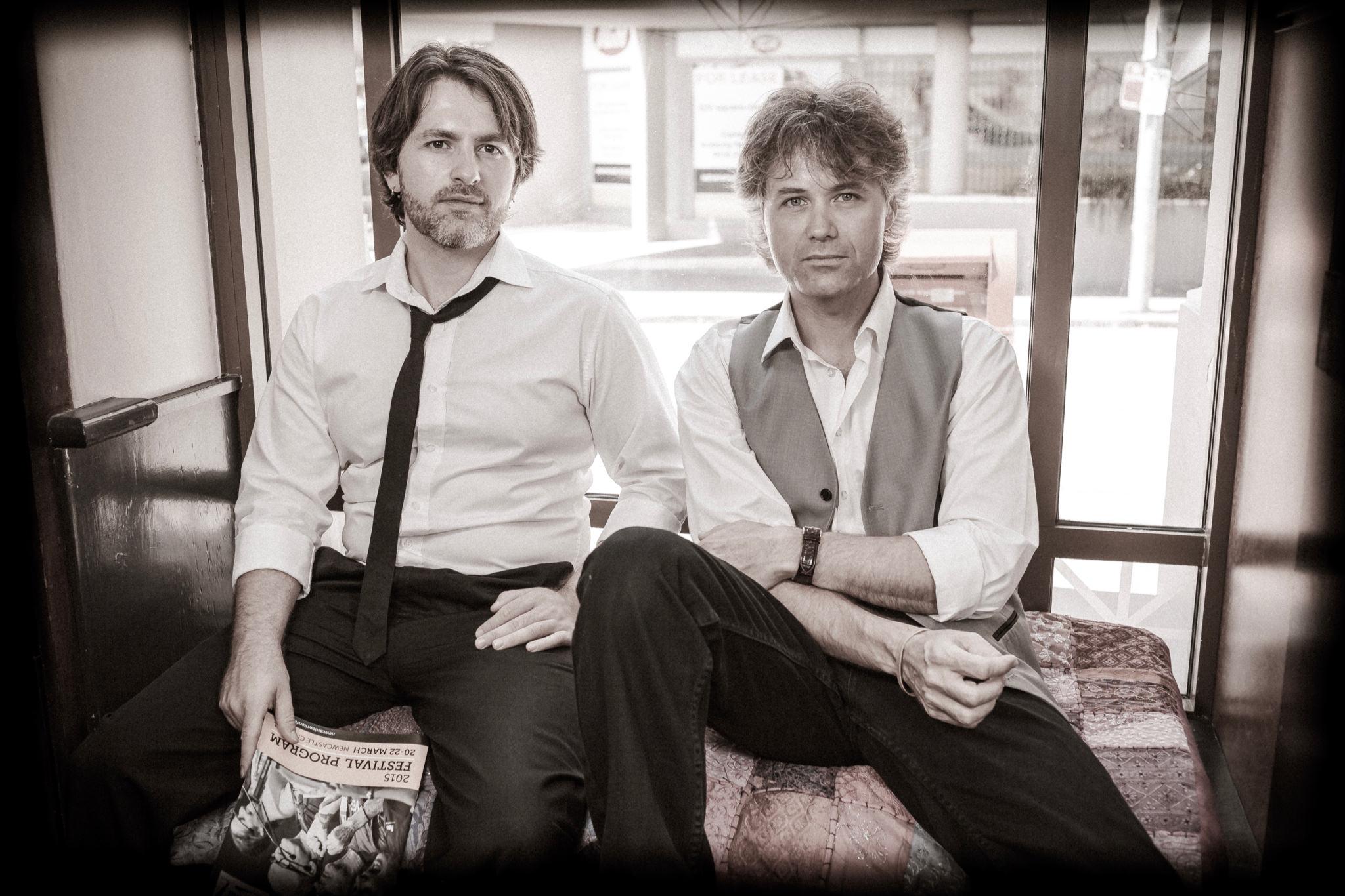 Jackson Halliday Duo